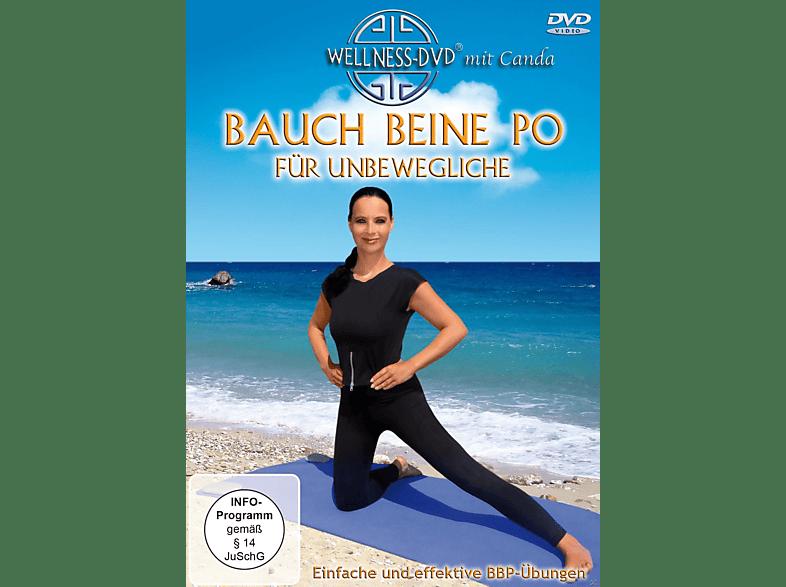 Bauch, Beine, Po für Unbewegliche [DVD]