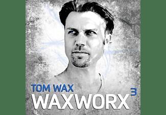 Tom Wax - Waxworx 3  - (CD)