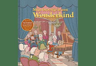 Ton / Leonie Mathot Koopman - Mijn Broertje Is Een Wonderkind  - (CD)