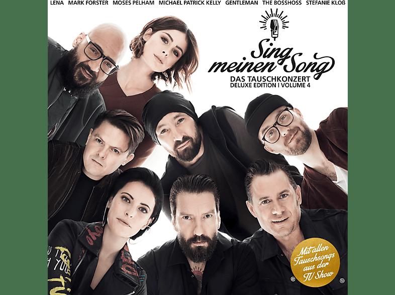VARIOUS - Sing Meinen Song - Das Tauschkonzert Vol.4 (Deluxe Edition) [CD]