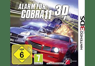 Alarm für Cobra 11 - [Nintendo 3DS]
