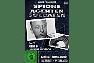 Spione-Agenten-Soldaten (21) - Agent 54 - Geheime Reichssache [DVD]