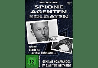 Spione-Agenten-Soldaten (21) - Agent 54 - Geheime Reichssache DVD