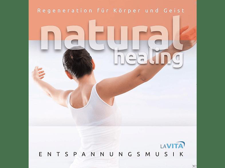 VARIOUS - Natural Healing-Regeneragtion Für Körper und Geist [CD]