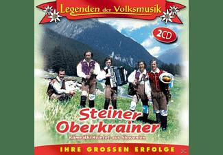 Steiner Oberkrainer - Kamniski Kvintet Aus Slowenien - Legenden der Volksmusik  - (CD)