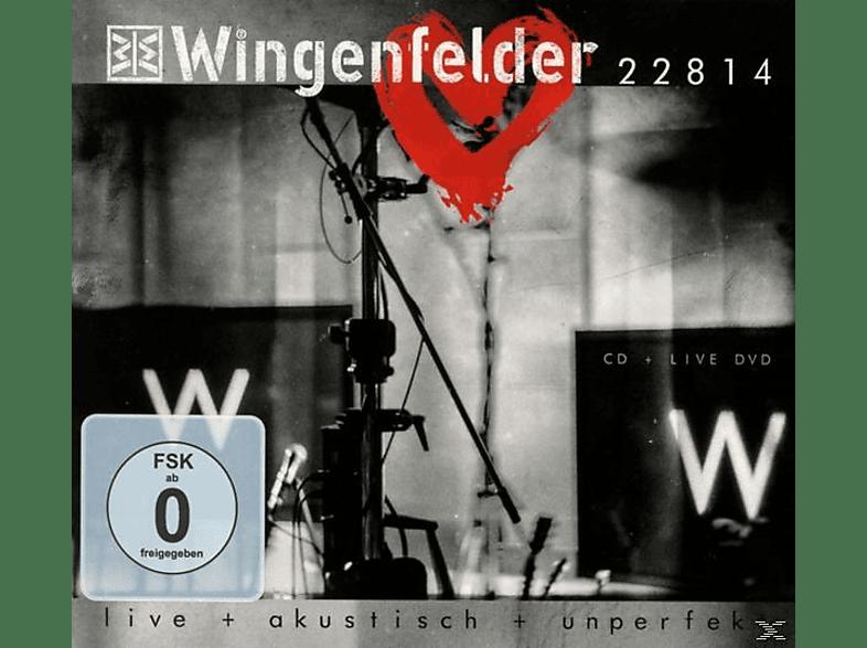 Wingenfelder - 22814 Live + Akustisch + Unperfekt (Ltd.Edit.) [CD]