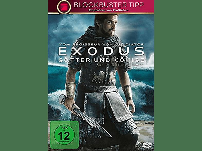 Exodus - Götter und Könige [DVD]