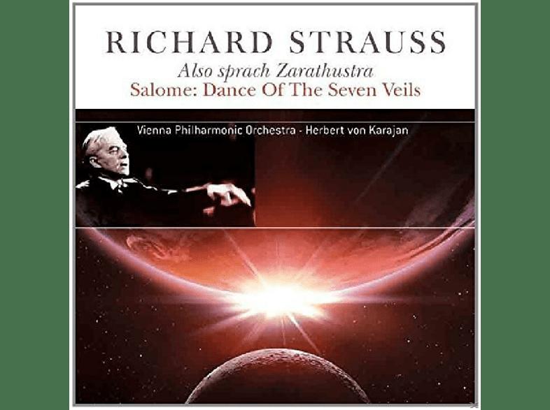 Vienna Philharmonic Orchestra - Also Sprach Zarathustra-Salome:Danc [Vinyl]