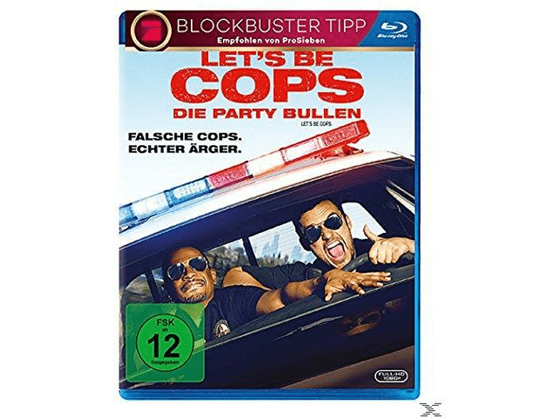 Let´s be Cops [Blu-ray]