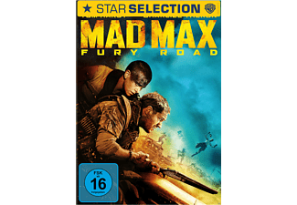 Mad Max 4 - Fury Road - (DVD)