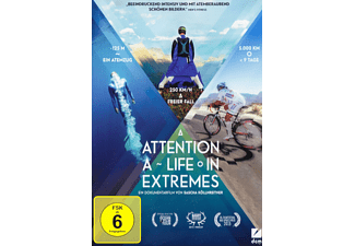 Attention: A Life in Extremes (inkl.Hörfilmfassung) DVD