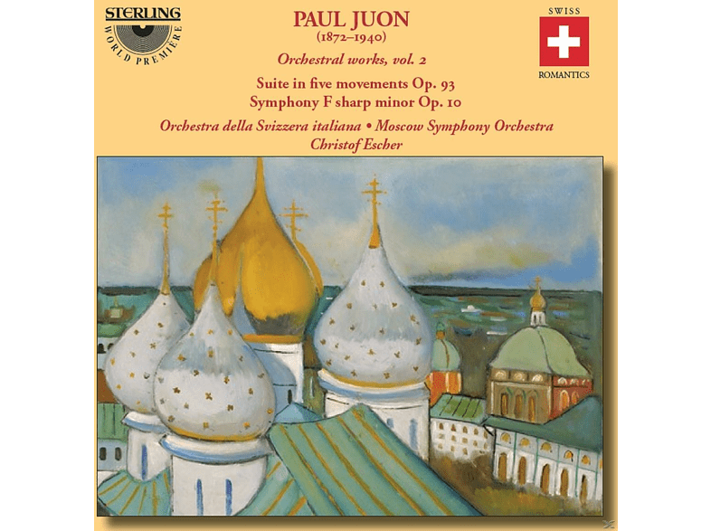 Moscow Symphony Orchestra, VARIOUS - Orchestral Works, Vol. 2 [CD]