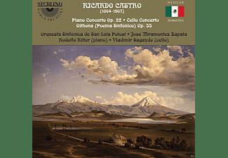 Vladimir Sagaydo, VARIOUS, Rodolfo Ritter - Ricardo Castro: Konzerte  - (CD)