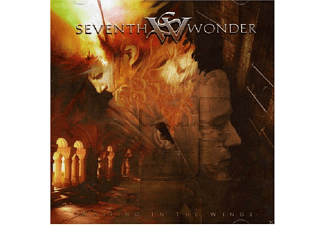 Seventh Wonder - Waiting In The Wings - (CD)
