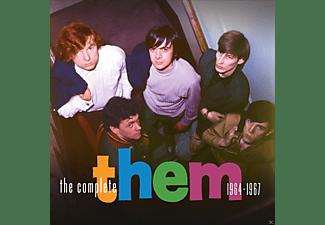 Them - Complete Them (1964-1967)  - (CD)