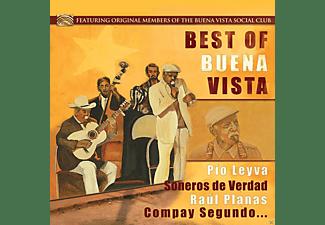VARIOUS - Best Of Buena Vista  - (Vinyl)