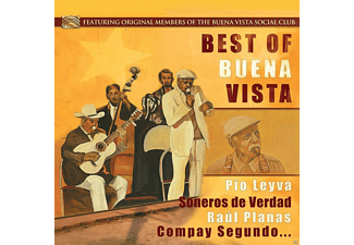 VARIOUS - Best Of Buena Vista - (Vinyl)