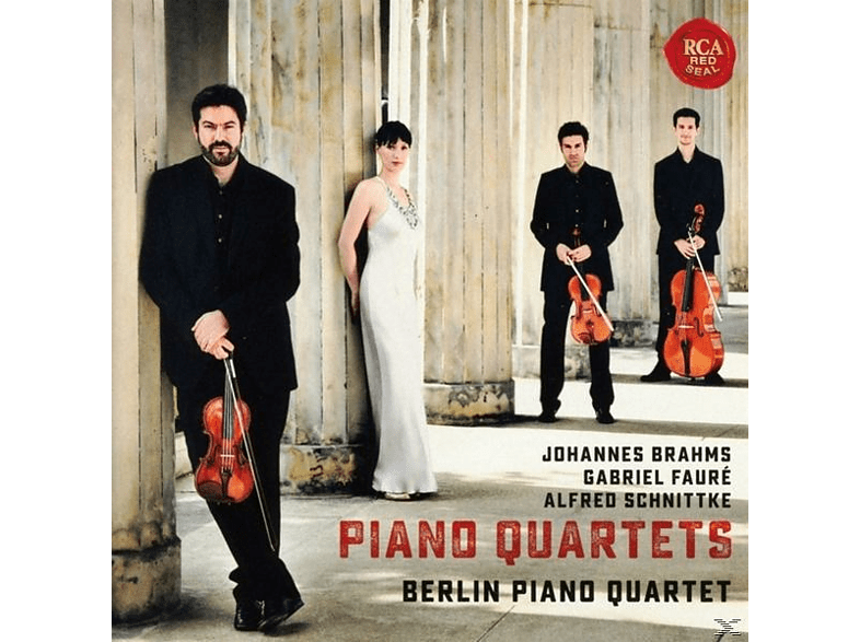 Berlin Piano Quartet - Piano Quartets [CD]