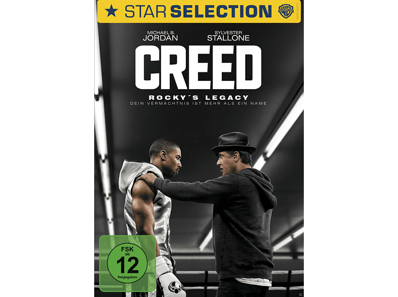 Creed - Rocky's Legacy [DVD]
