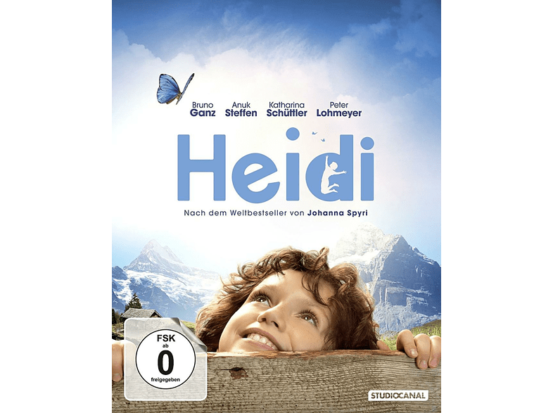 Heidi (Special Edition) [Blu-ray]