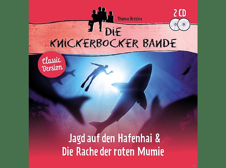 Various - Die Knickerbocker Bande 2 Folgen: Jagd Auf Den Haf - (CD)
