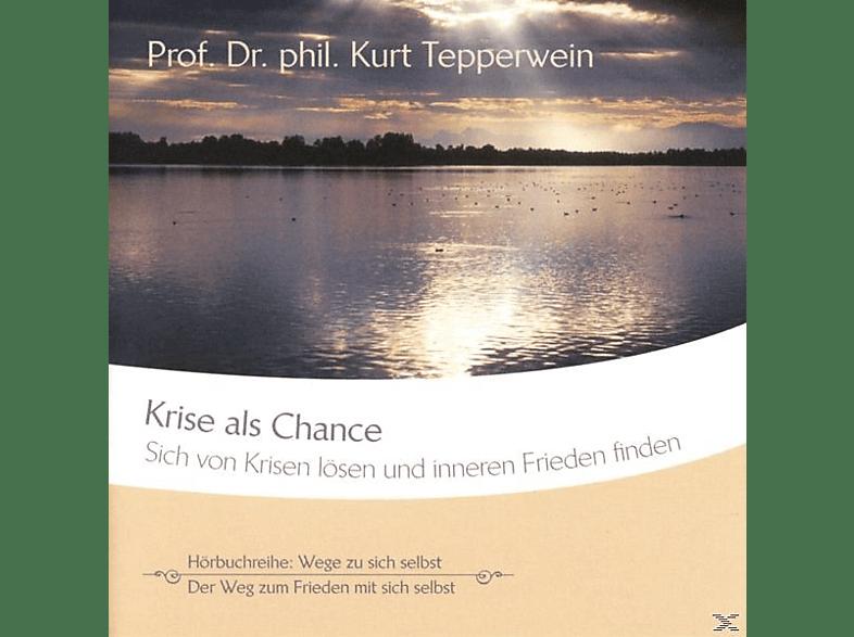 Kurt Tepperwein-wege Zu Sich Selbst - Krise Als Chance-Sich Von Krisen Lösen - (CD)