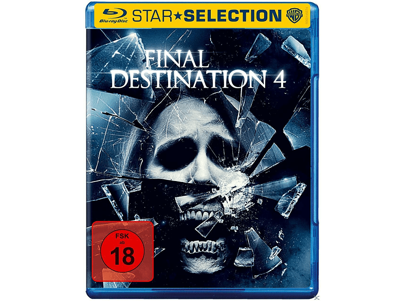 Final Destination 4 [Blu-ray]