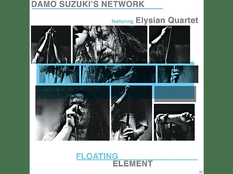 Damo Suzuki's  Network Feat Elysian Quartet - Floating Element [Vinyl]