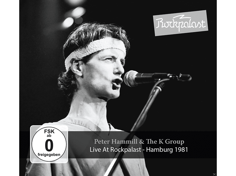 The K Group, Peter Hammill - Live At Rockpalast [DVD + CD]