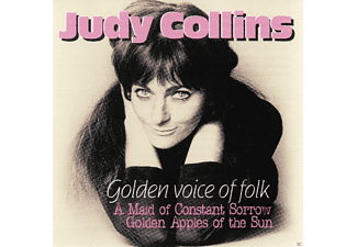 Judy Collins - Golden Voice Of Folk  - (Vinyl)