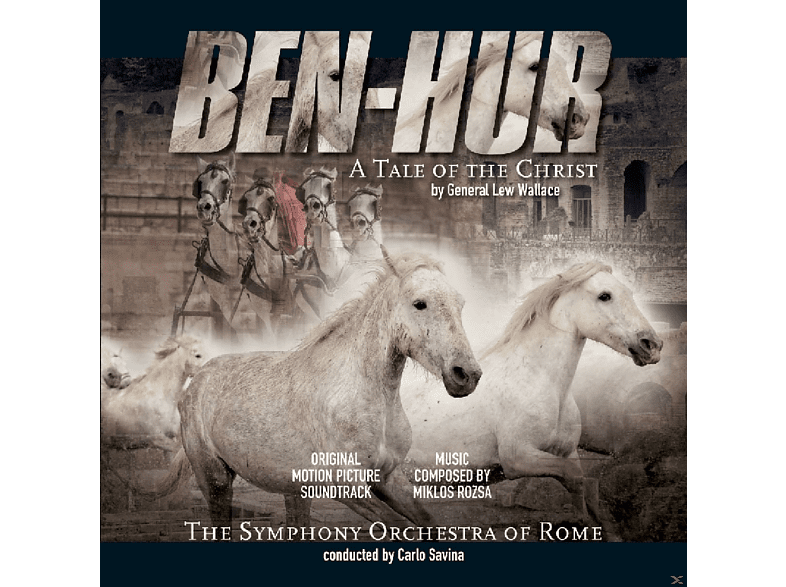 The Symphony Orchestra Of Rome - BEN-HUR A TALE OF THE.. (OST) [Vinyl]