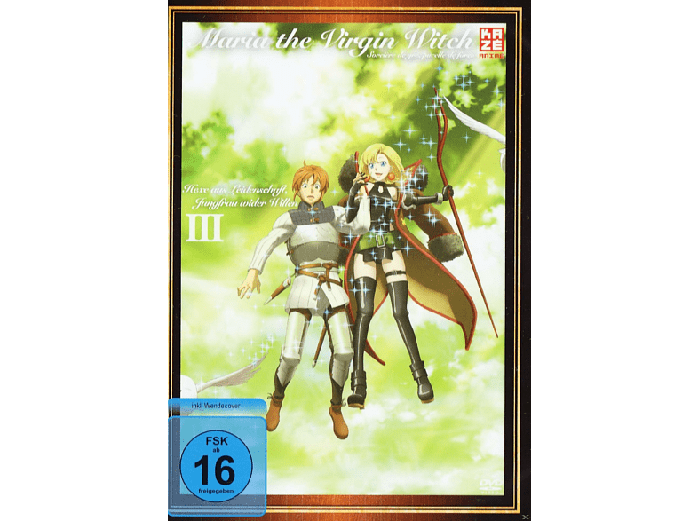 Maria The Virgin Witch - Vol. 3 [DVD]