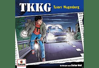 Tkkg - 196/Tatort Wagenburg  - (CD)
