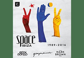 VARIOUS - Space Ibiza 1989-2016  - (CD)