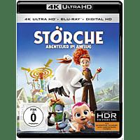 Störche – Abenteuer im Anflug  [4K Ultra HD Blu-ray]