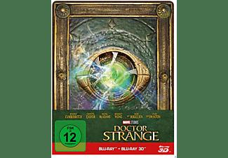 Doctor Strange 2D & 3D Edition Steelbook 3D Blu-ray (+2D)
