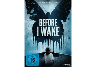 Before I Awake DVD