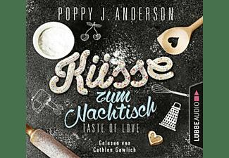 Poppy Anderson - Taste of Love-Küsse zum Nachtisch  - (CD)