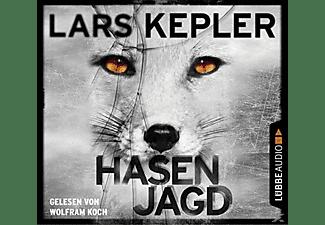 Lars Kepler - Hasenjagd  - (CD)