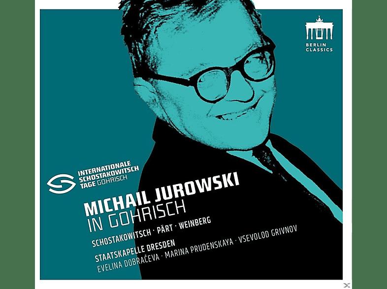 Staatskapelle Dresden - Schostakowitsch Festival Vol.1 [CD]