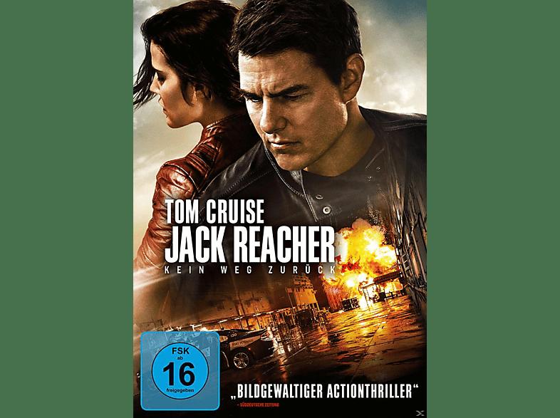 Jack Reacher-Kein Weg zurück [DVD]