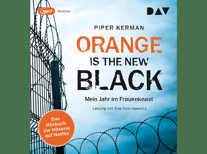 Piper Kerman - Orange Is the New Black.Mein Jahr im Frauenknast  - (MP3-CD)