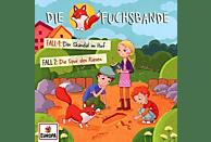 Die Fuchsbande - 001/Fall 1: Der Skandal im Hof/Fall 2: Die Spur - (CD)