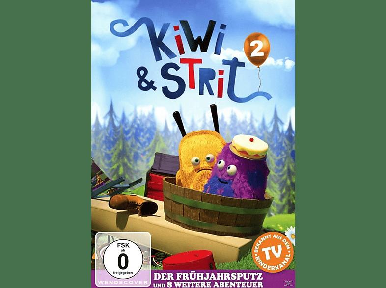 Kiwi & Strit-Flauschige Freunde - Staffel 2 - Frühjahrsputz Und 8 Weitere Abenteuer [DVD]
