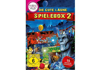Die gute Laune Spielebox 2 (Purple Hills) - [PC]