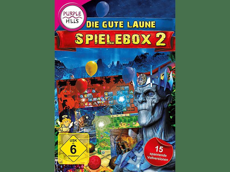 Die gute Laune Spielebox 2 (Purple Hills) [PC]