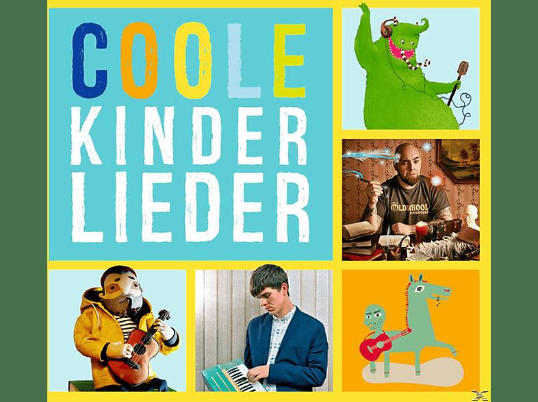 VARIOUS - Coole Kinderllieder - (CD)