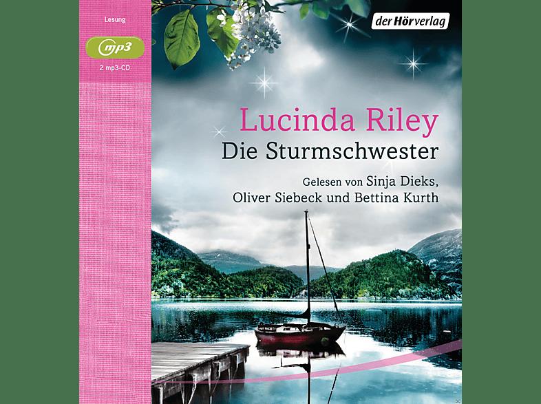 Dieks,Sinja/Siebeck,Oliver/Kurth,Bettina - (2)Die Sturmschwester (SA) - (MP3-CD)