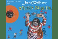 Katharina Thalbach - Ratten-Burger - (CD)