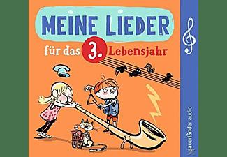 VARIOUS - Meine Lieder für das 3. Lebensjahr  - (CD)